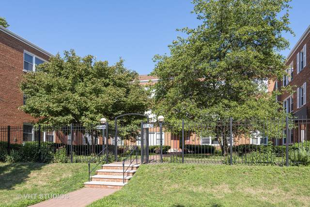 423 Custer Avenue #2, Evanston, IL 60202 (MLS #10486372) :: Property Consultants Realty