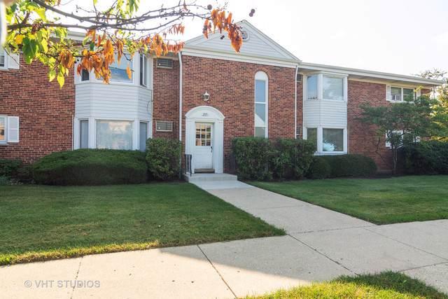 205 N Ridge Avenue 1G, Arlington Heights, IL 60005 (MLS #10486440) :: Berkshire Hathaway HomeServices Snyder Real Estate