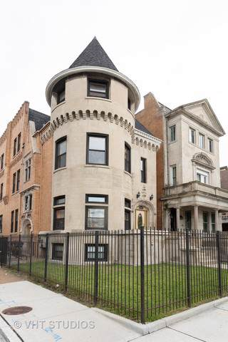 4758 S King Drive #2, Chicago, IL 60615 (MLS #10486725) :: The Wexler Group at Keller Williams Preferred Realty