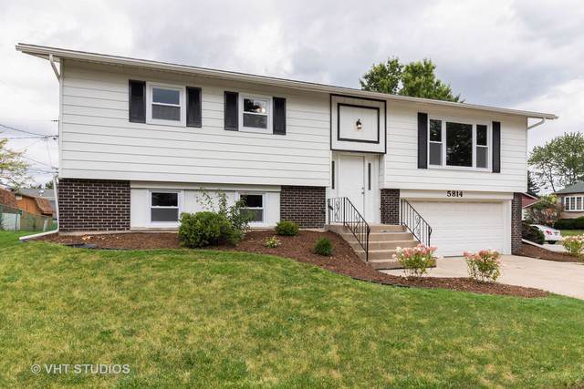 5814 Essex Road, Oak Forest, IL 60452 (MLS #10486985) :: Berkshire Hathaway HomeServices Snyder Real Estate