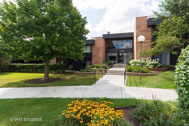1325 N Sterling Avenue #111, Palatine, IL 60067 (MLS #10487215) :: Berkshire Hathaway HomeServices Snyder Real Estate