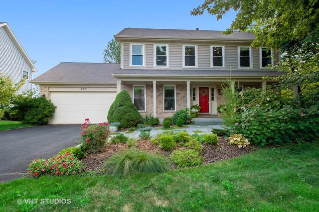 725 West Trail N, Grayslake, IL 60030 (MLS #10487323) :: Berkshire Hathaway HomeServices Snyder Real Estate