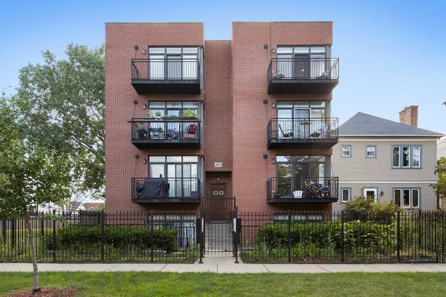 6123 S Kimbark Avenue 3S, Chicago, IL 60637 (MLS #10487782) :: The Dena Furlow Team - Keller Williams Realty