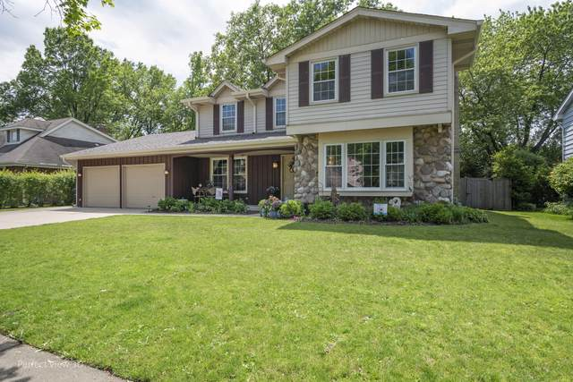 1336 Wessling Drive, Northbrook, IL 60062 (MLS #10488334) :: Berkshire Hathaway HomeServices Snyder Real Estate