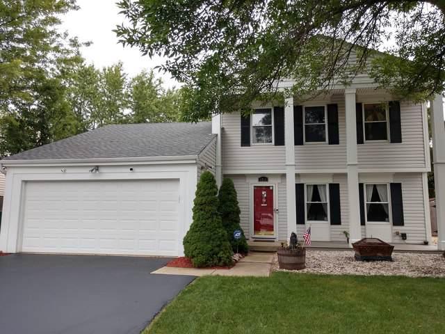 1711 Wausau Lane, Gurnee, IL 60031 (MLS #10488532) :: Angela Walker Homes Real Estate Group
