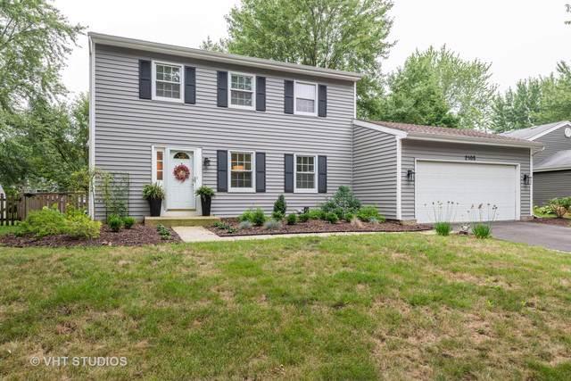 2105 Dorval Drive, Naperville, IL 60565 (MLS #10488718) :: Ryan Dallas Real Estate