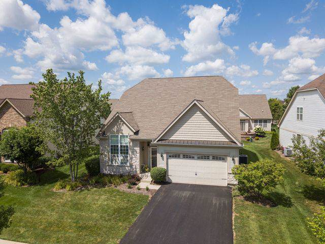 797 Colchester Drive, Oswego, IL 60543 (MLS #10488989) :: O'Neil Property Group