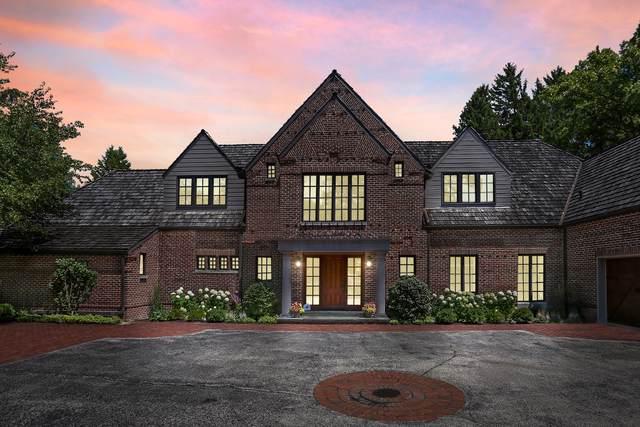 780 Barberry Lane, Lake Forest, IL 60045 (MLS #10489542) :: Helen Oliveri Real Estate