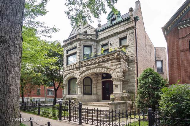 1036 N Hoyne Avenue, Chicago, IL 60622 (MLS #10489698) :: The Perotti Group   Compass Real Estate