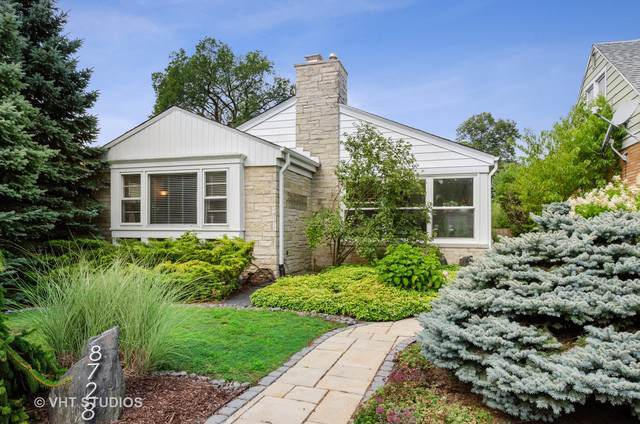 8728 Harding Avenue, Skokie, IL 60076 (MLS #10489828) :: Property Consultants Realty