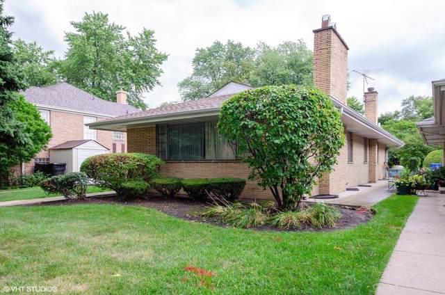 6343 N Legett Avenue, Chicago, IL 60646 (MLS #10489878) :: Berkshire Hathaway HomeServices Snyder Real Estate