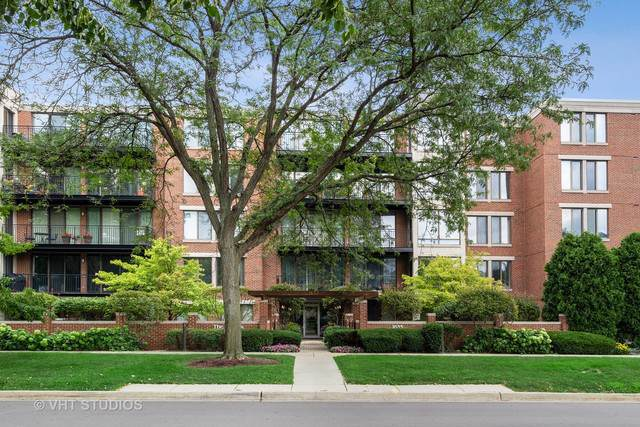 1633 2nd Street #403, Highland Park, IL 60035 (MLS #10490077) :: The Dena Furlow Team - Keller Williams Realty