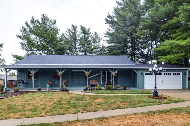 412 Jennifer Court, Mahomet, IL 61853 (MLS #10490332) :: Ryan Dallas Real Estate