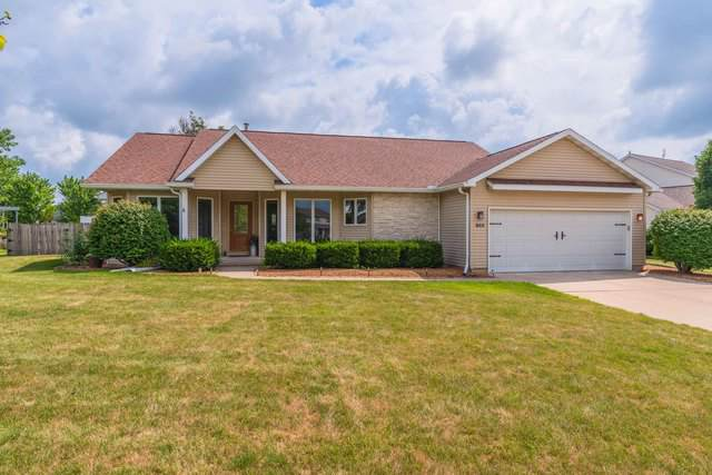 803 Trimmer Drive, Hudson, IL 61748 (MLS #10490721) :: Berkshire Hathaway HomeServices Snyder Real Estate