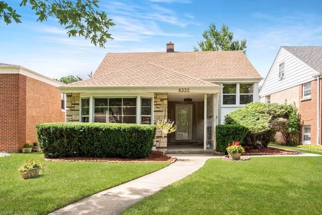 8332 Kolmar Avenue, Skokie, IL 60076 (MLS #10490810) :: Ani Real Estate