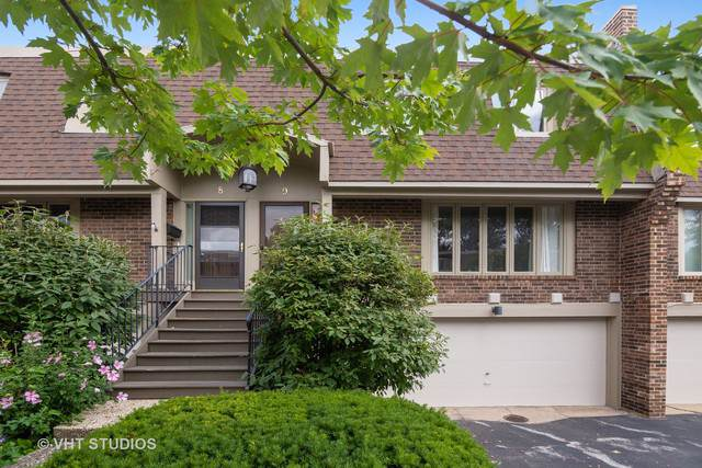 921 Harlem Avenue #9, Glenview, IL 60025 (MLS #10490898) :: Property Consultants Realty