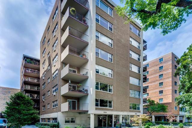 1508 Hinman Avenue 8D, Evanston, IL 60201 (MLS #10491203) :: Berkshire Hathaway HomeServices Snyder Real Estate