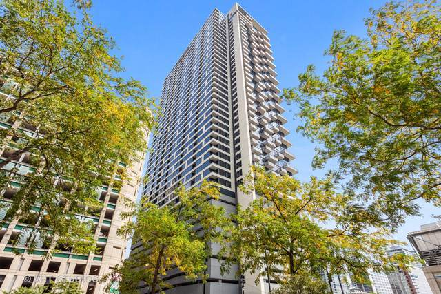 235 W Van Buren Street #2421, Chicago, IL 60607 (MLS #10491371) :: Berkshire Hathaway HomeServices Snyder Real Estate