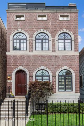 3416 N Leavitt Street, Chicago, IL 60618 (MLS #10491543) :: Touchstone Group