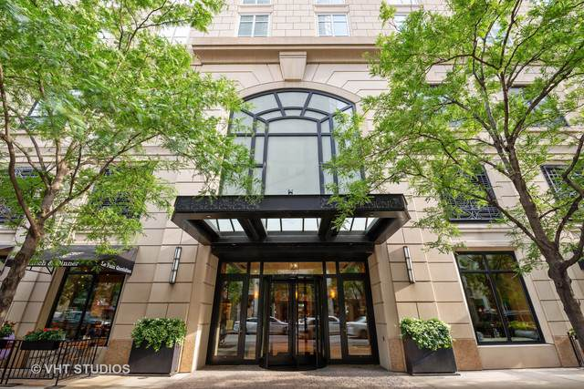 10 E Delaware Place 27B, Chicago, IL 60611 (MLS #10491630) :: Ani Real Estate