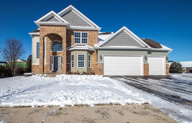 1481 Starfish Lane, Sycamore, IL 60178 (MLS #10491916) :: Angela Walker Homes Real Estate Group