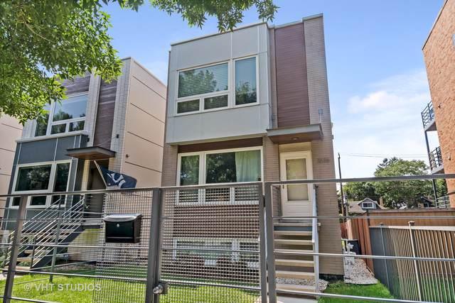 3636 N California Avenue, Chicago, IL 60618 (MLS #10492019) :: Ryan Dallas Real Estate