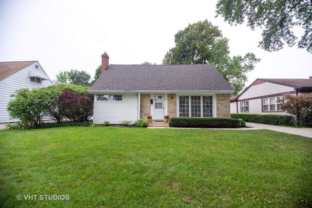 414 N Russel Street, Mount Prospect, IL 60056 (MLS #10492121) :: The Wexler Group at Keller Williams Preferred Realty