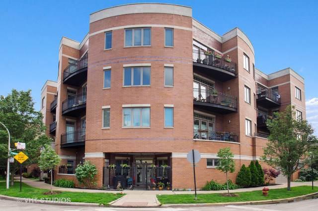 4150 N Kenmore Avenue #201, Chicago, IL 60613 (MLS #10492150) :: John Lyons Real Estate
