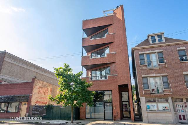 2153 W Belmont Avenue #2, Chicago, IL 60618 (MLS #10492181) :: Touchstone Group