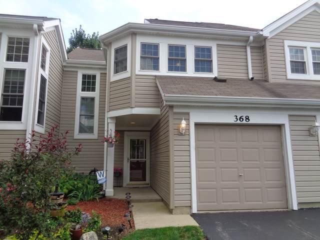 368 Wexford Court, Carol Stream, IL 60188 (MLS #10492193) :: Angela Walker Homes Real Estate Group