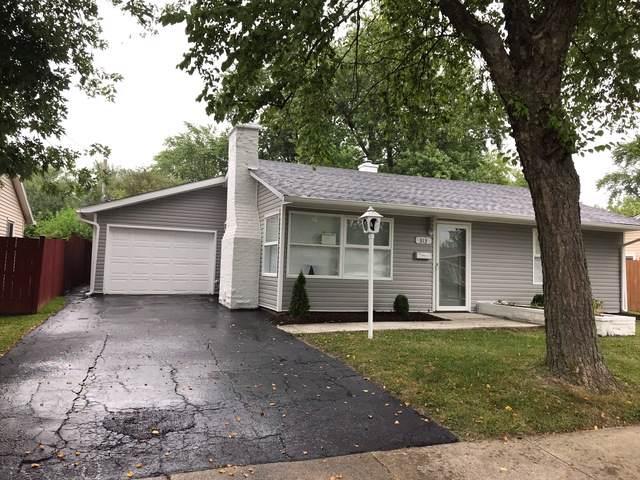 313 Dorsetshire Drive, Steger, IL 60475 (MLS #10492256) :: Angela Walker Homes Real Estate Group