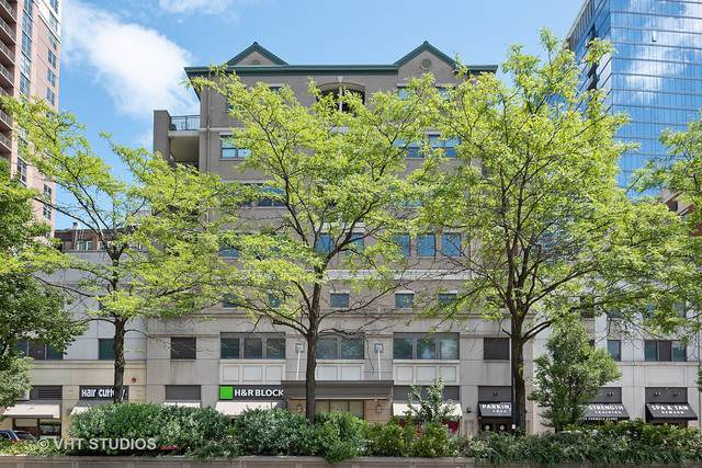 1111 S State Street A702, Chicago, IL 60605 (MLS #10492303) :: Touchstone Group