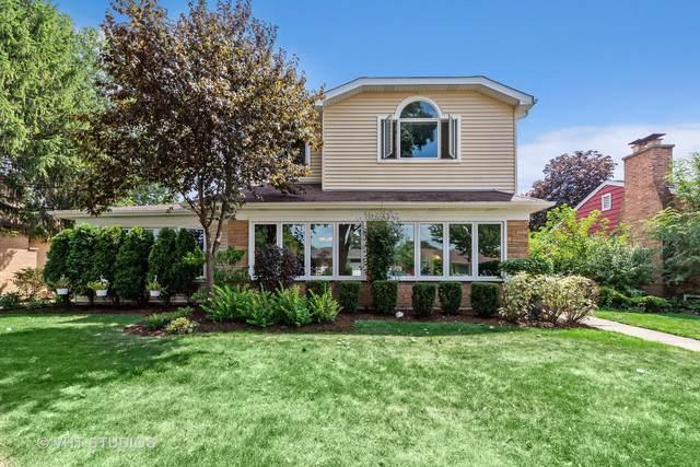 5131 Jerome Avenue, Skokie, IL 60077 (MLS #10492378) :: The Perotti Group | Compass Real Estate