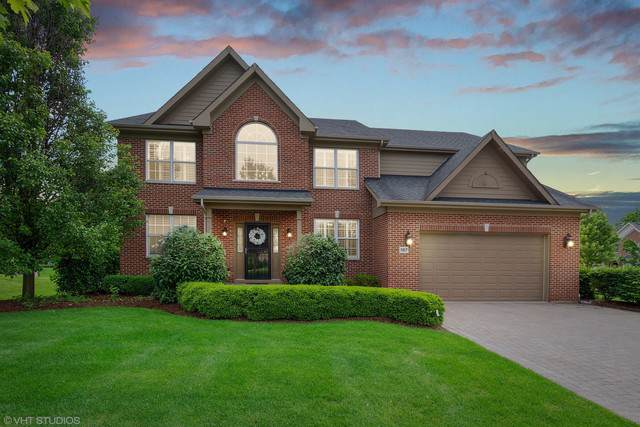 187 S Harrison Avenue, Palatine, IL 60067 (MLS #10492875) :: Berkshire Hathaway HomeServices Snyder Real Estate