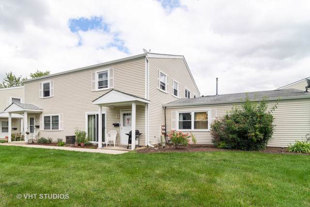 184 Betty Court B, Bartlett, IL 60103 (MLS #10493093) :: Angela Walker Homes Real Estate Group