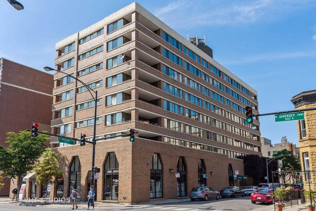 2800 N Orchard Street #509, Chicago, IL 60657 (MLS #10493525) :: Angela Walker Homes Real Estate Group