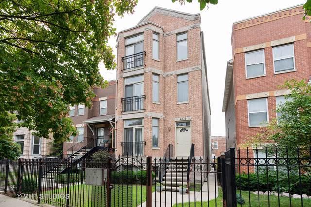 4121 S Vincennes Avenue #3, Chicago, IL 60653 (MLS #10493598) :: Angela Walker Homes Real Estate Group