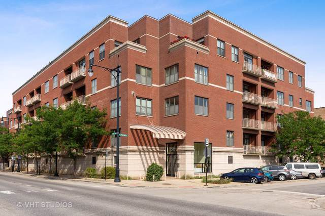 3300 W Irving Park Road B3, Chicago, IL 60618 (MLS #10493792) :: Angela Walker Homes Real Estate Group
