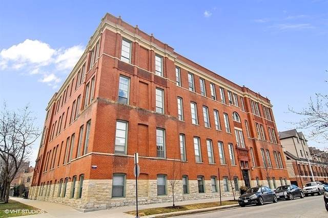 1445 W Belden Avenue 1C, Chicago, IL 60614 (MLS #10493885) :: Property Consultants Realty