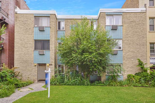 1436 W Farwell Street 2C, Chicago, IL 60626 (MLS #10494099) :: Berkshire Hathaway HomeServices Snyder Real Estate