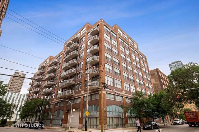 933 W Van Buren Street #417, Chicago, IL 60607 (MLS #10494185) :: Property Consultants Realty