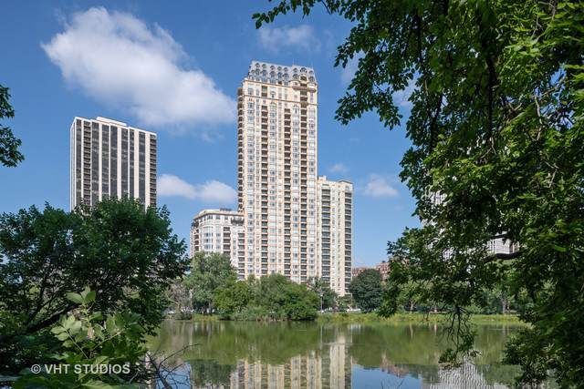 2550 N Lakeview Avenue S1205, Chicago, IL 60614 (MLS #10494590) :: Property Consultants Realty