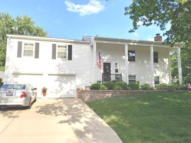 107 Tamworth Place, Schaumburg, IL 60194 (MLS #10494751) :: The Wexler Group at Keller Williams Preferred Realty
