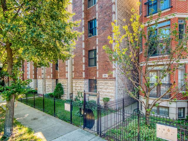 2337 W Harrison Street #1, Chicago, IL 60612 (MLS #10495644) :: Berkshire Hathaway HomeServices Snyder Real Estate