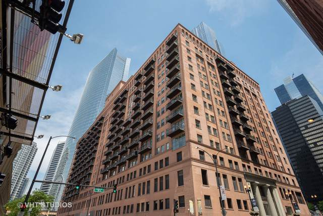 165 N Canal Street N #1226, Chicago, IL 60606 (MLS #10496238) :: John Lyons Real Estate