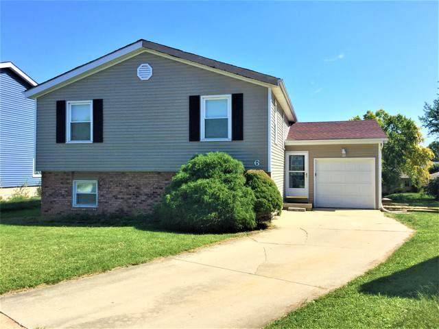 6 Carraway Court, Bloomington, IL 61704 (MLS #10504843) :: Ryan Dallas Real Estate