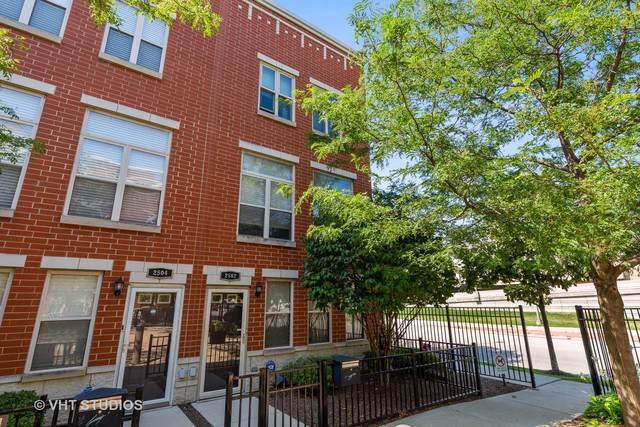 2502 S Calumet Avenue, Chicago, IL 60616 (MLS #10504993) :: Baz Realty Network | Keller Williams Elite