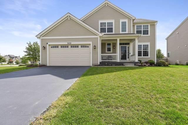 300 Winthrop Drive, Oswego, IL 60543 (MLS #10505179) :: O'Neil Property Group