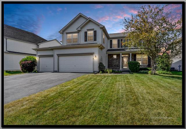 618 Mansfield Way, Oswego, IL 60543 (MLS #10505655) :: O'Neil Property Group