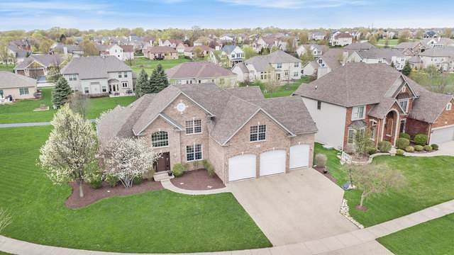 1285 Spring Street, Yorkville, IL 60560 (MLS #10506451) :: Property Consultants Realty